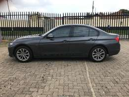BMW 320 year 2013 f30 good condition at a give away price