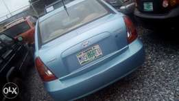 Sharp Hyundai accent 06