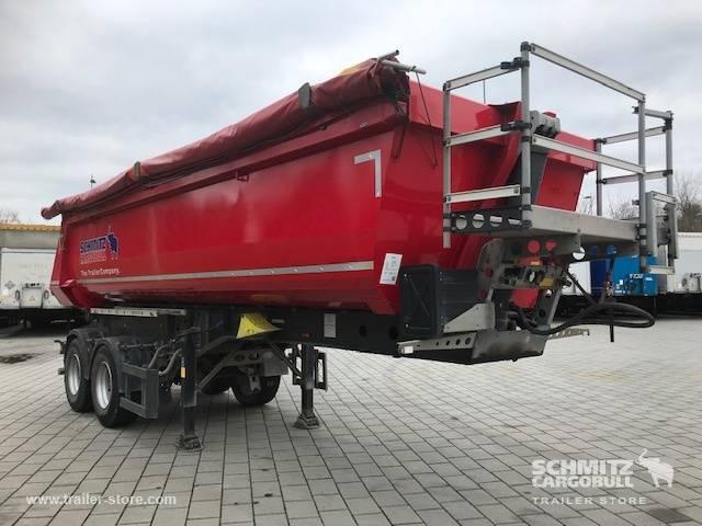 Schmitz Cargobull Kipper Stahlrundmulde 24m³ - 2016 - image 2