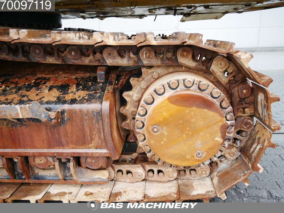 Caterpillar 349D LME Hammer line - CAT Bucket - 2014 - image 8