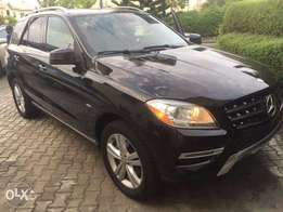 2012 Mercedes Benz ML 350 Available