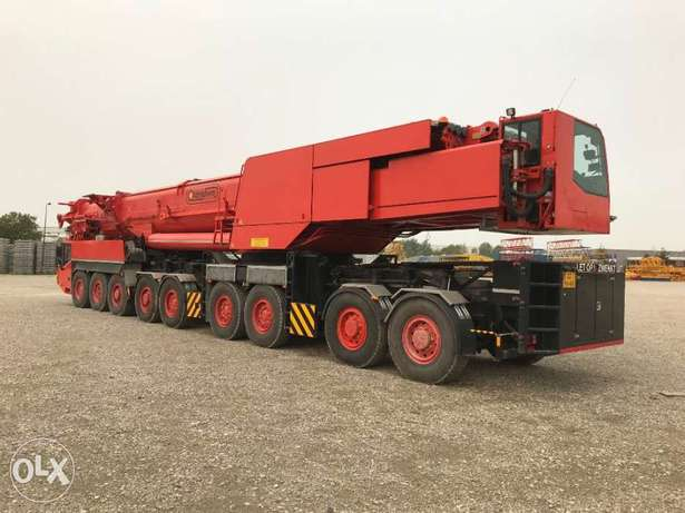 Terex AC 700 - To be Imported Lekki - image 6