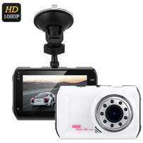 DEMO Full-HD Car DVR System- C469 WHITE