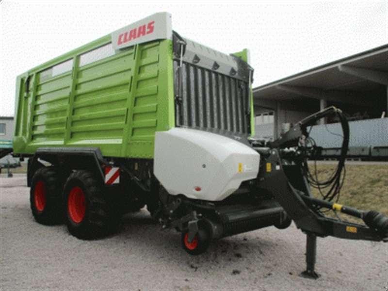 Claas Cargos 8400 Tandem Hydr. Fahrwerk - 2016
