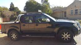 Nissan Navara Double Cab with lots of extras