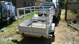 1.4 m x 2.4m multipurpose trailer