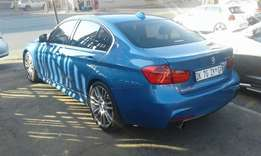 2014 bmw 320i in a good condition