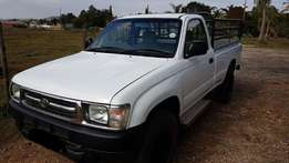 Toyota Hilux 3lt non turbo 4x2 S/Cab for sale