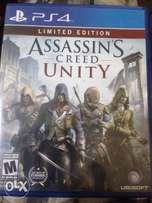 Ps4 Assassin's creed UNITY swap allowed