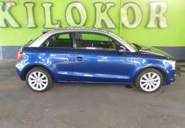 Audi A1 1.4 TFSI Attraction Stock no: 16526 (no offers pls!)