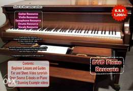 Learn the Piano on Your OWN at 1200 Only!