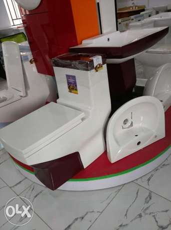 Coloured executive wc Coker - image 2