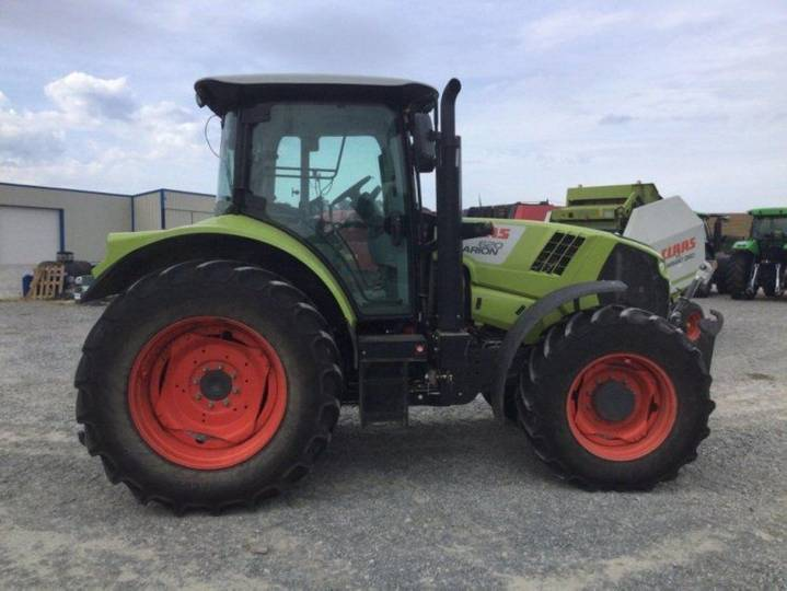 tracteur agricole arion620 claas - 2016