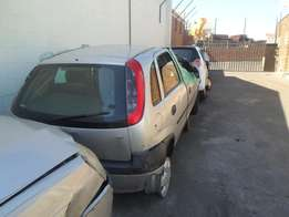 2005 Opel Corsa 1.4 spares for sale