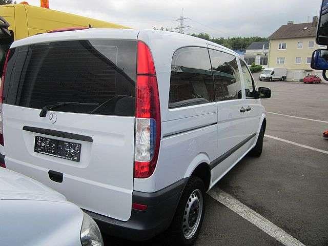 Mercedes-Benz Vito 113 Mixto 5 Sitze Klima Navi AHK LKW - 2013 - image 4