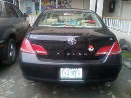 few months used 2005,toyota avalon buy n driv nothing t fix