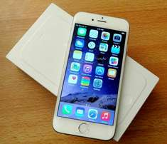 Iphone 6 16gb gold edition