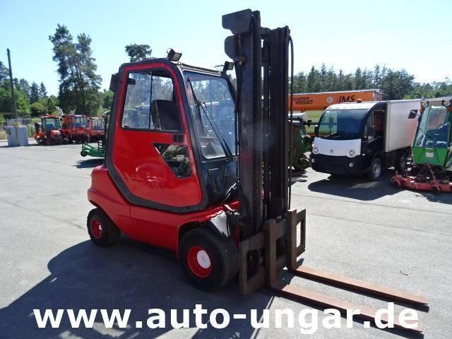 Linde H30d 3.000kg - 380cm Hubhöhe Diesel - 2000