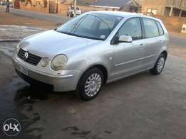 Vw Polo 1.4 Automatic good condition