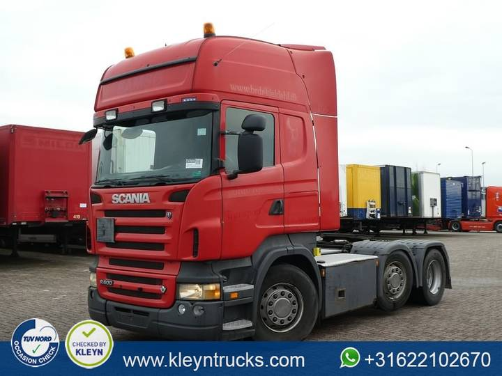 Scania R500 6x2/4 manual 561tkm - 2008