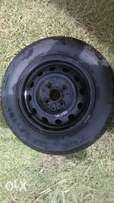"13"" tyre and rim foresale"
