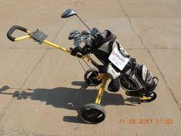 Maxed Golf Bag with Golf Bag Carrier For Sale