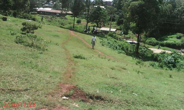 Commercial plot Industrial area next to Denmark petrol station Kisii Town - image 2