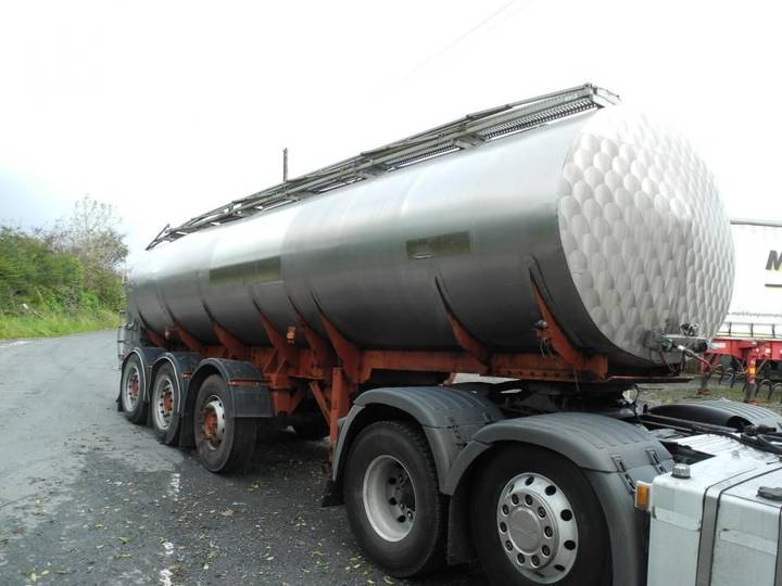 mcerlean tanker tanker