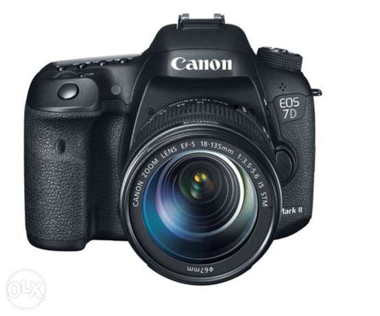 Canon EOS 7D Mark ii kit with 18-135mm IS USM Lens Highridge - image 2
