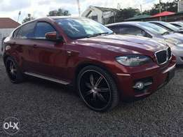 BMW X6, 3.0Si ,Newshape, Wine Red
