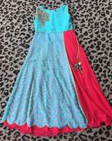 Indian Styled Maxi Gown