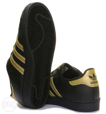 Adidas Superstar shoes Greenfields - image 1