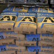 CEMENT and IBR zinc for sale