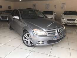 2008 Mercedes benz c200 kompressor like new 1 owner immaculate pristin