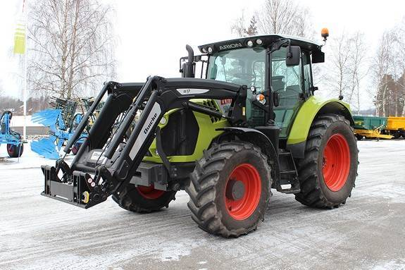 Claas Arion 530 Cis - 2017