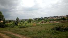 Plot of 50*100ft in mukono katosi road at 18m