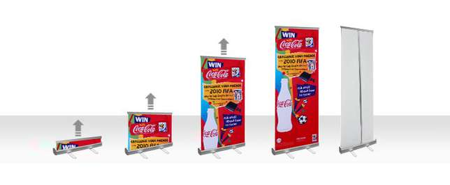 Roll up Banners for , exhibition stands and outdoor banners.At great p Nairobi CBD - image 2