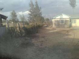 house for sale in one acre at Malaa KBC Kangundo rd