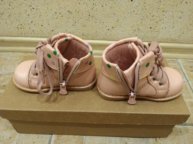 3bef67eb1 Продам детские осень-весна ботинки для девочки ТМ Шалунишка. Запоріжжя -  зображення 4