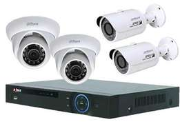 cctv installation for home or shop