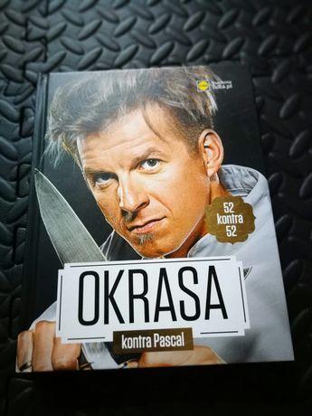 Książka Kucharska Kuchnia Lidla Pascal Kontra Okrasa Lidl