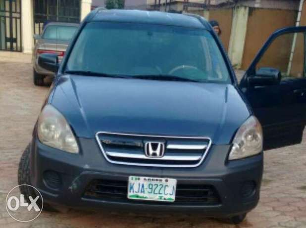 Honda CRV 2005 model Benin City - image 6