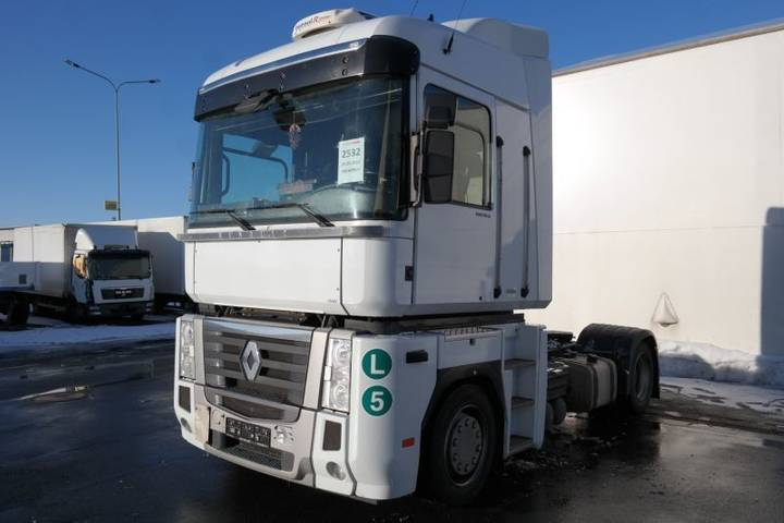 Renault 480.18T 4x2 EEV low deck nezávislá klimatizace - 2012