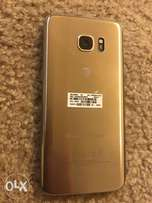 US USED Samsung Galaxy S7 edge SM-G935A 32GB Gold Platinum