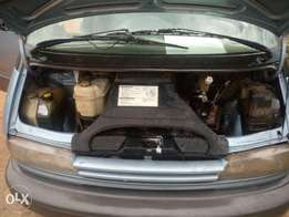 Very neat and perfectly working Toyota previa for sale