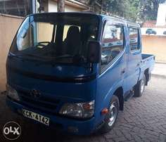 Very Clean Toyota ToyoAce Double Cab