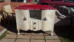 Painted Ball & Claw Sideboard