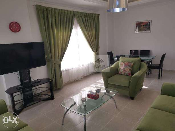 Fully furnished 3 bedroom with sea view in Mangaf