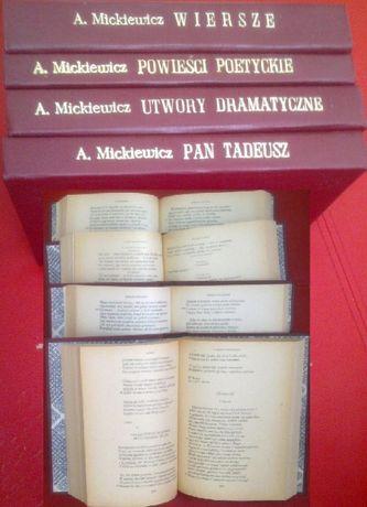 Pan Tadeusz Wiersz Utwory Powieści Adam Mickiewicz 4