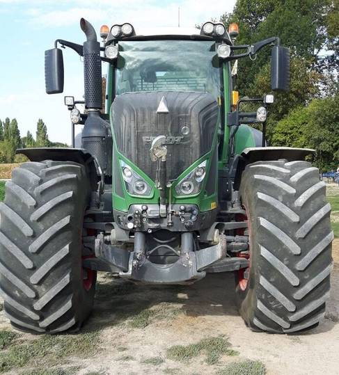 Fendt 930 Profi PLUS S4 + RTK - 2016